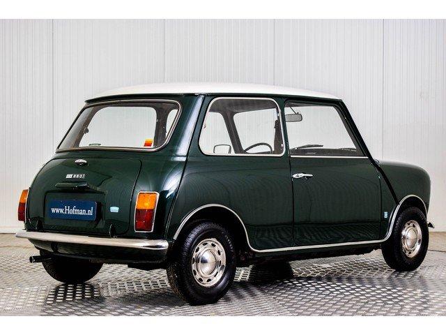 1972 Mini Austin 850 De Luxe For Sale (picture 2 of 6)