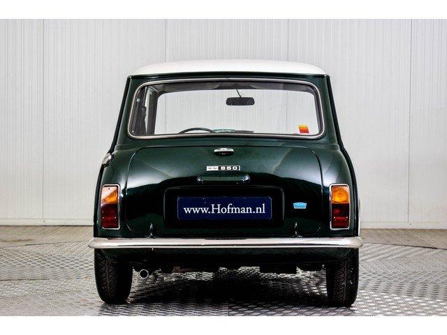 1972 Mini Austin 850 De Luxe For Sale (picture 4 of 6)