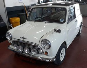 1968 MINI COOPER S ( EX POLICE CAR ) For Sale