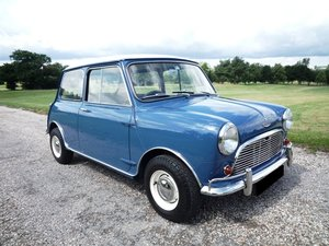 1967 Austin Mini Cooper S MK I 1275cc For Sale