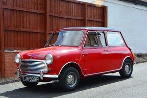 1968 Mini Cooper 998