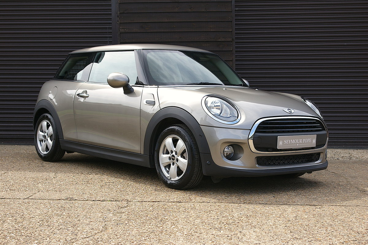 2017 Mini One 1.2i Petrol Auto 3DR Hatchback (700 miles) SOLD (picture 1 of 6)