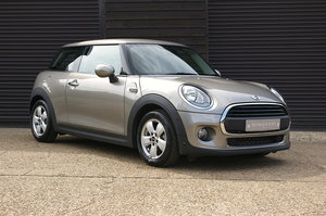 2017 Mini One 1.2i Petrol Auto 3DR Hatchback (700 miles) SOLD