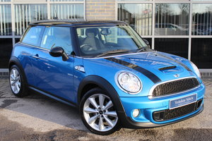 2011 11 MINI COOPER SD HATCH 2.0
