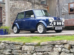 2000 Immaculate Mini Cooper Sport On Just 12980 Miles From New! SOLD