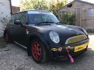 2003 R50 John Cooper Works Clubsport Mini Cooper #37 For Sale