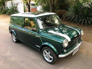 1972 Mini Van fully restored