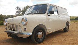 1978 Mini Van, fully restored to original