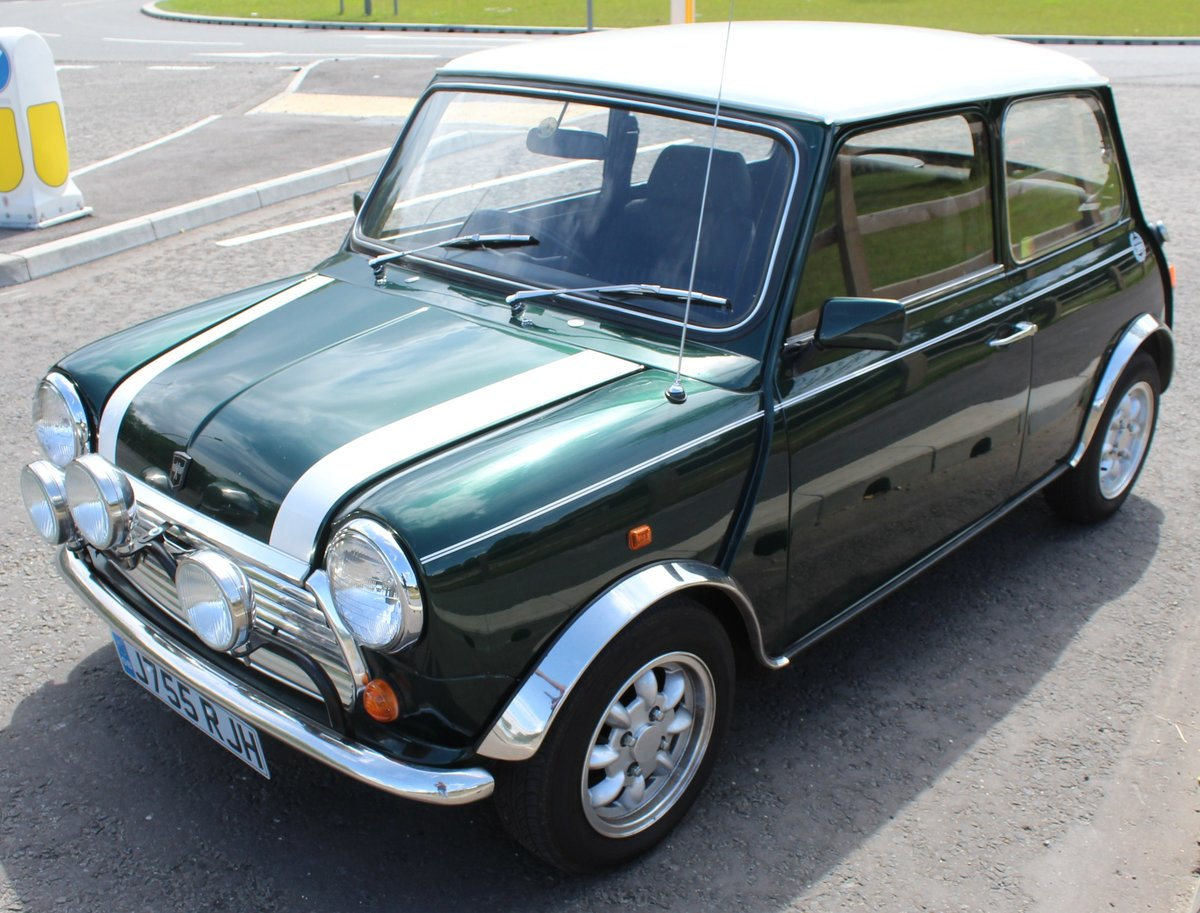 1991 Mini Cooper 1275 cc Normally Aspirated 82,000 Miles For Sale (picture 3 of 6)