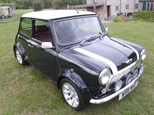 2000 Mini classic Cooper Sport SOLD