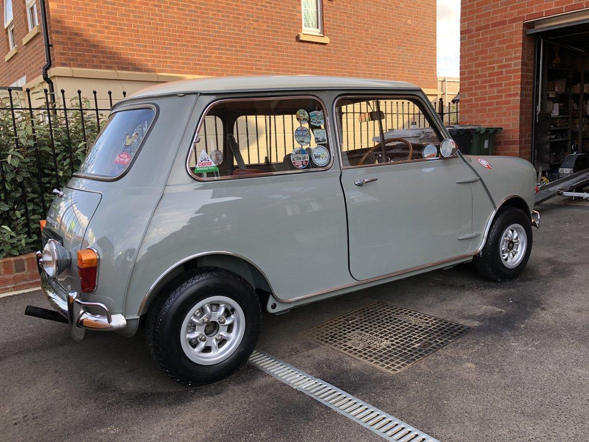1964 Morris Cooper S Downton replica For Sale (picture 1 of 6)