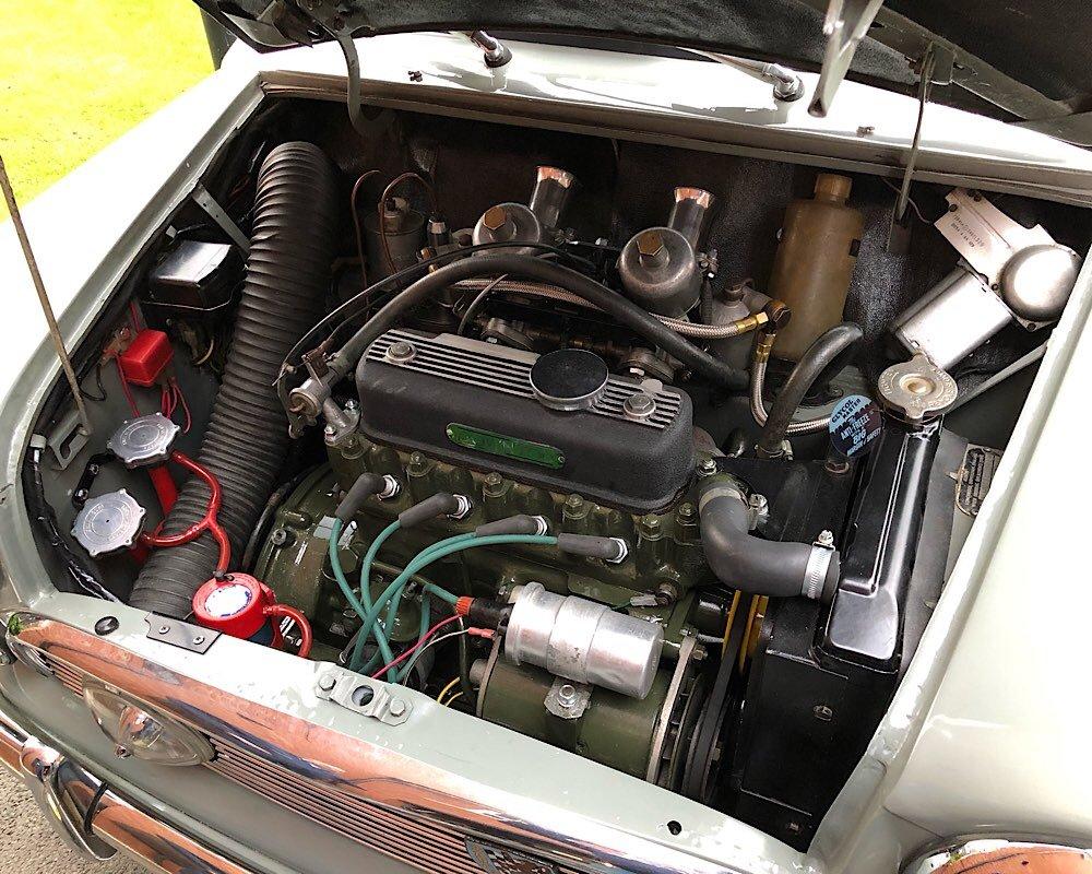 1964 Morris Cooper S Downton replica For Sale (picture 2 of 6)