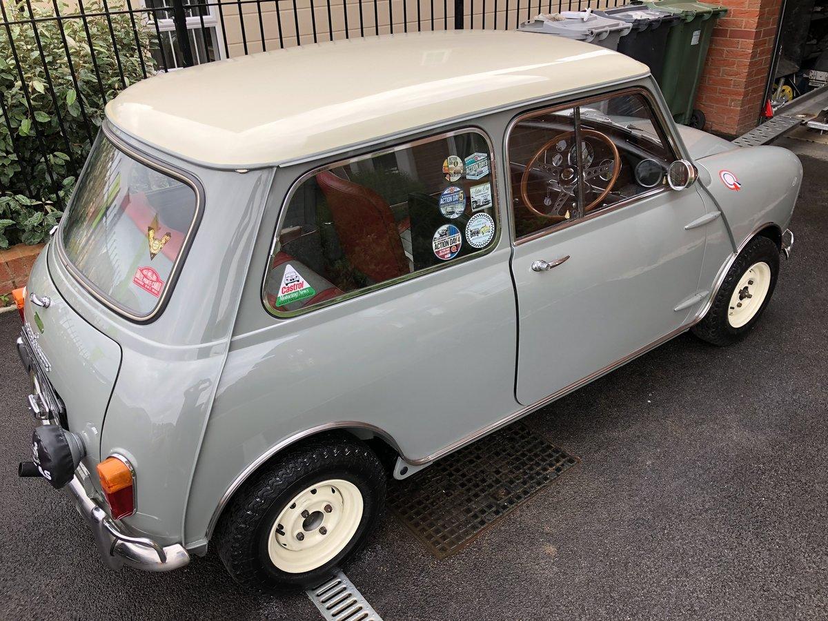 1964 Morris Cooper S Downton replica For Sale (picture 4 of 6)
