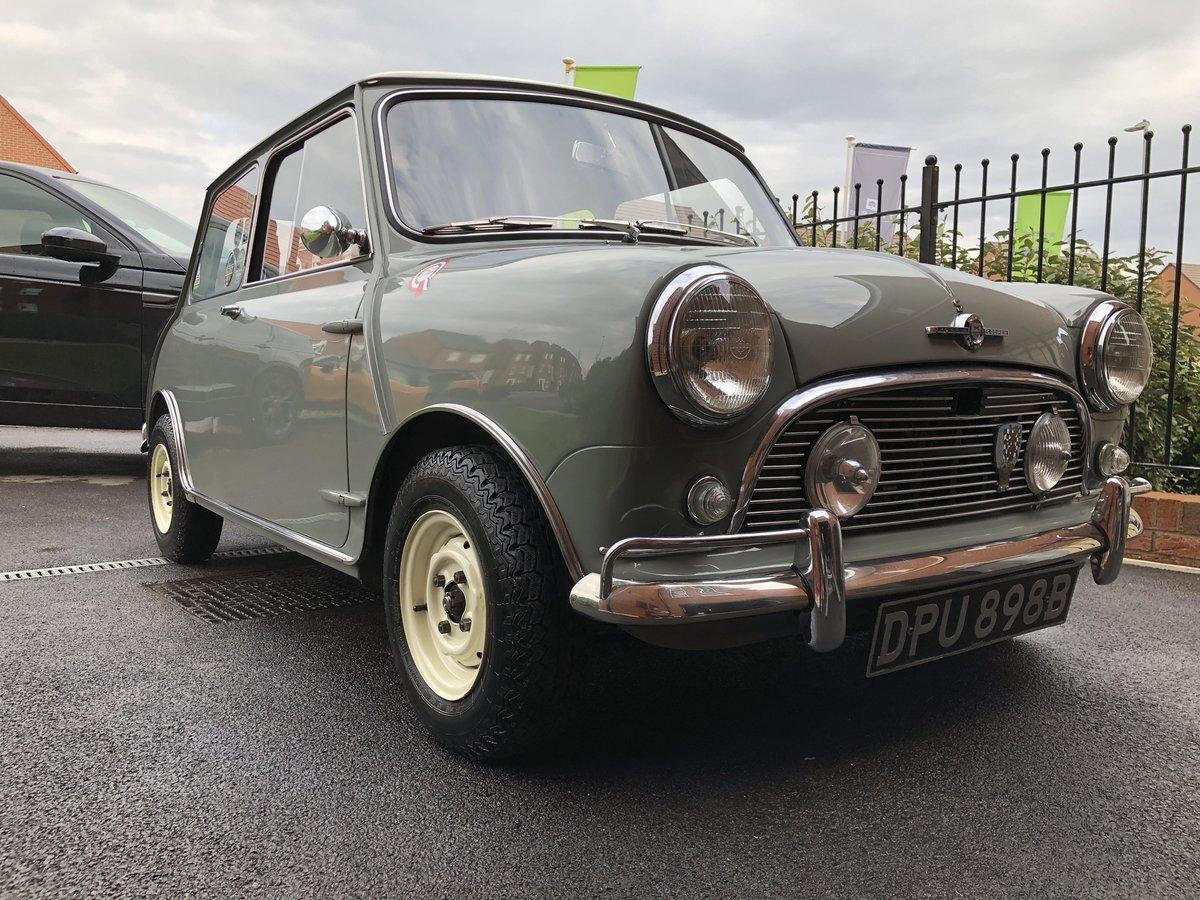 1964 Morris Cooper S Downton replica For Sale (picture 5 of 6)