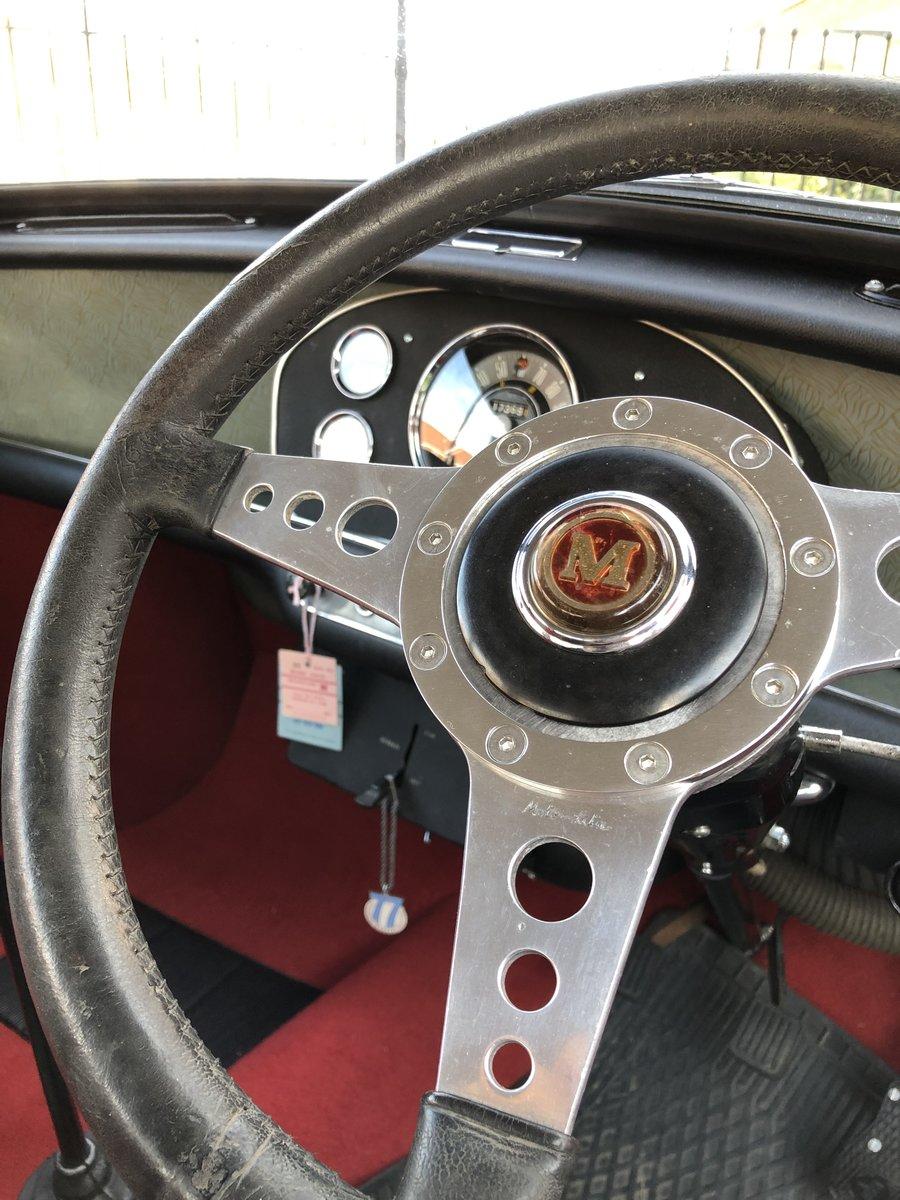 1964 Morris Cooper S Downton replica For Sale (picture 6 of 6)