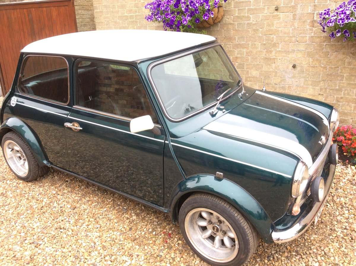 1993 Mini Cooper 1275 sportspack kit, large history SOLD (picture 1 of 5)