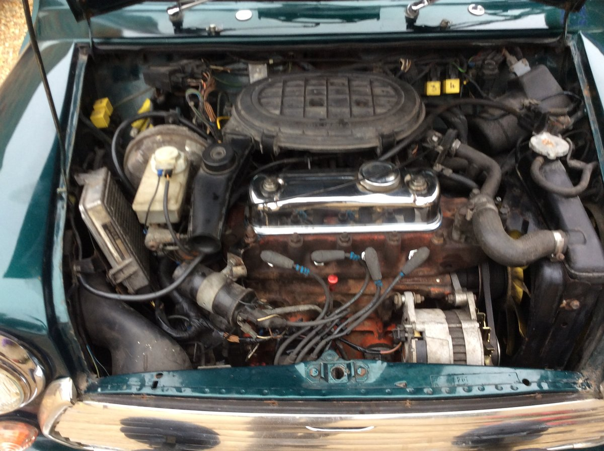 1993 Mini Cooper 1275 sportspack kit, large history SOLD (picture 5 of 5)