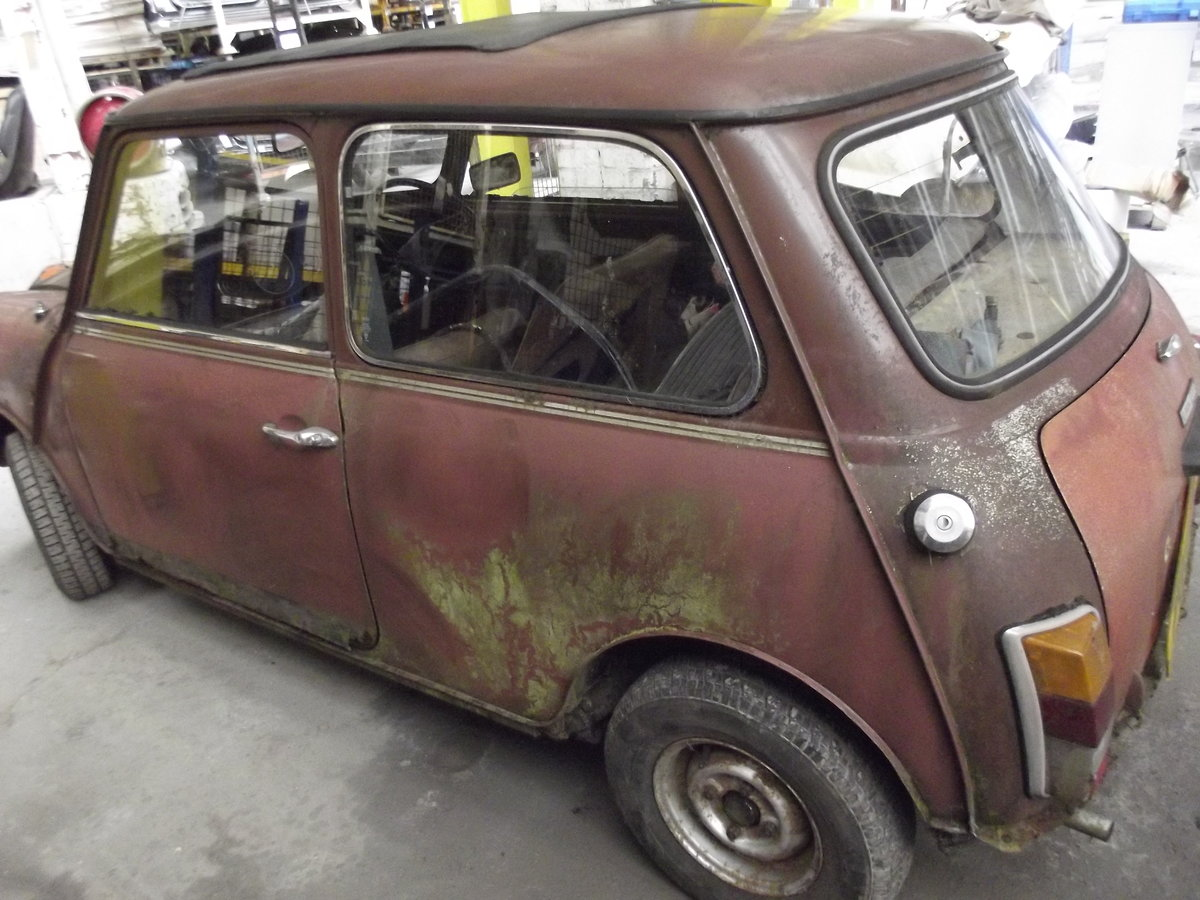 1980 Mini automatic restoration project Classic  For Sale (picture 6 of 6)