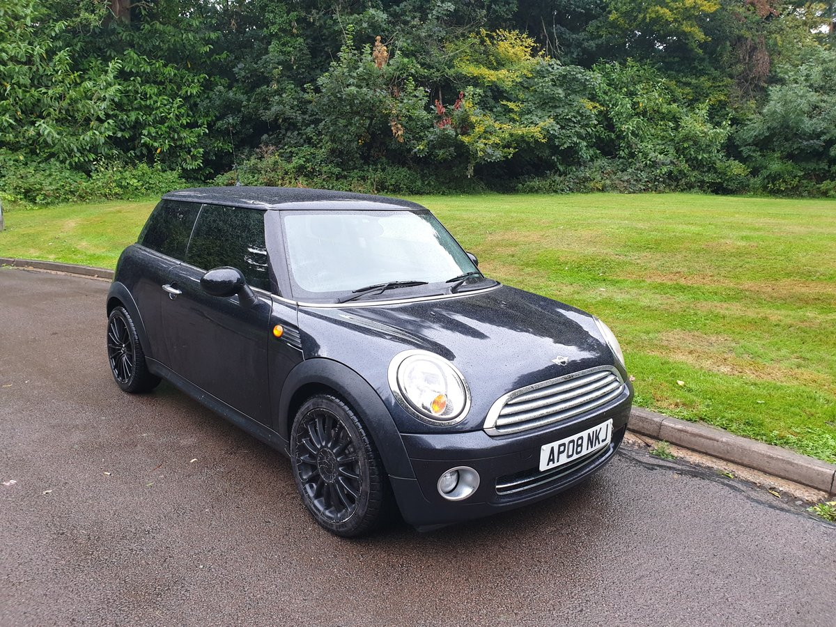 2008 Mini One.. Absolute Bargain £695.. SOLD (picture 1 of 6)