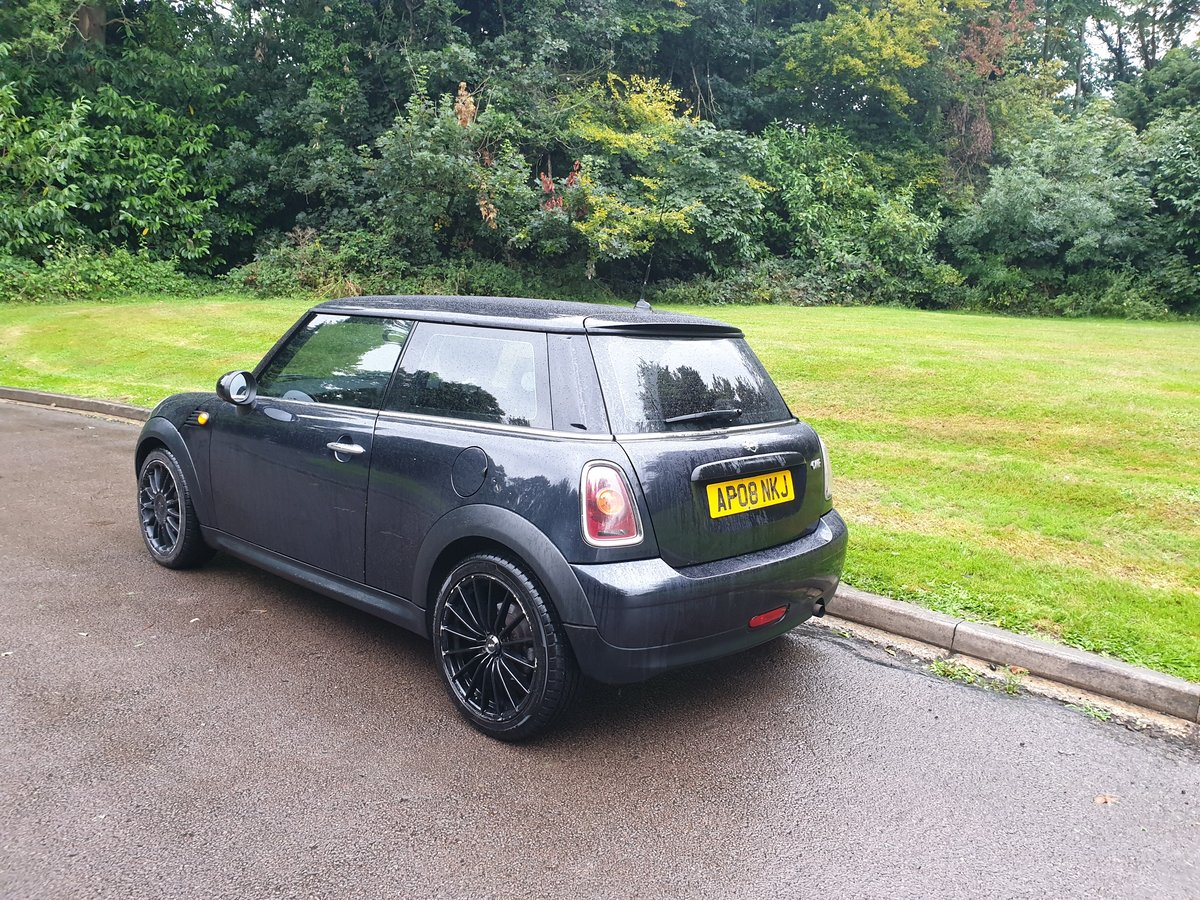 2008 Mini One.. Absolute Bargain £695.. SOLD (picture 6 of 6)
