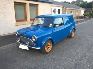 1980 Mini Van For Sale