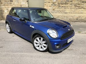2007 Mini Cooper S Hatch Blue 1.6 78609