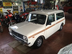 1981 Mini Clubman Estate