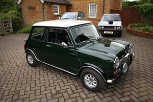 1969 Mini Cooper Historic Rally Car For Sale