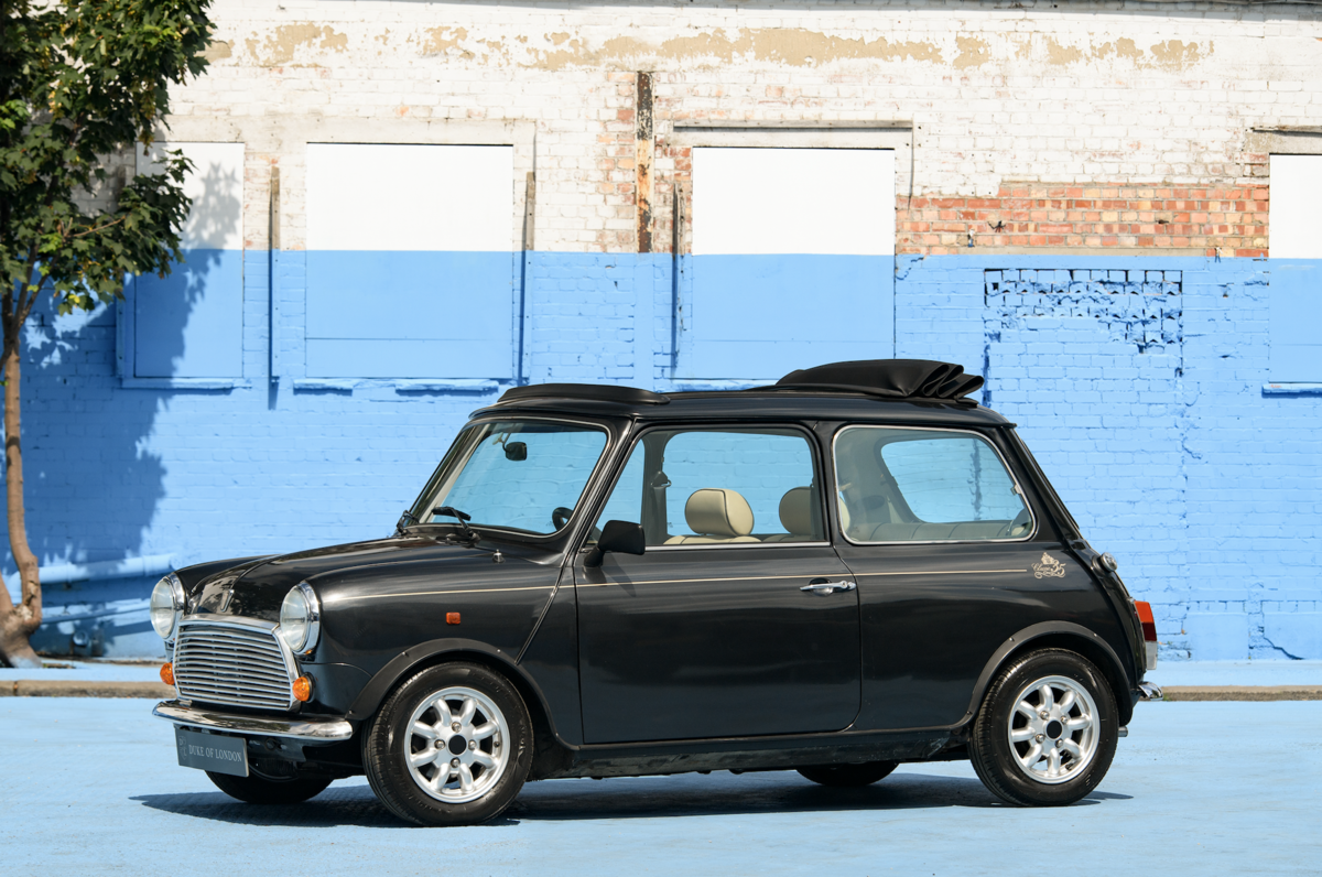 1994 Mini Classic 35 Anniversary Edition LHD SOLD (picture 1 of 9)