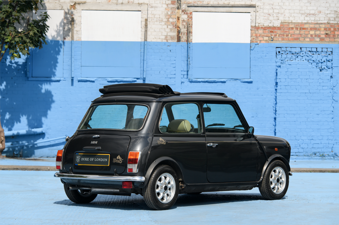 1994 Mini Classic 35 Anniversary Edition LHD SOLD (picture 2 of 9)