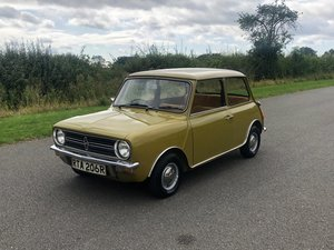 1976 Mini Clubman 1100cc For Sale
