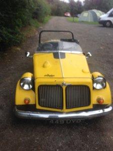 1962 Mini Cooper trike three wheeler kit car