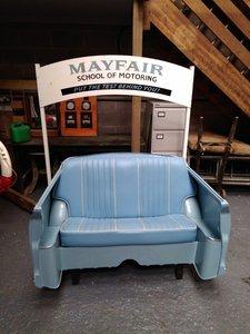 1959 Austin Mini Seven replica Mini seat