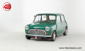 1967 Morris Mini Mk1 998cc /// Recent Overhaul /// 88k Miles