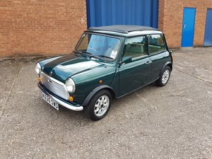 MINI OPEN LTD EDITION 1992 SOLD