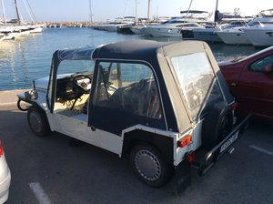 1984 Mini Moke Historico Registered For Sale
