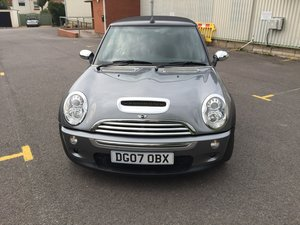 2007 mini cooper s convertible For Sale