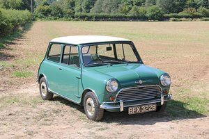 1964 MORRIS MINI COOPER 970 S For Sale