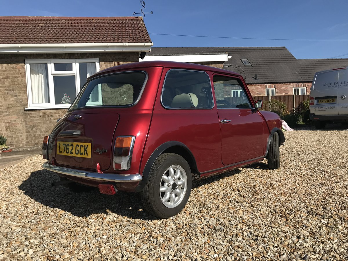 1994 Mini Mayfair - Immaculate - Lincolnshire For Sale (picture 6 of 6)