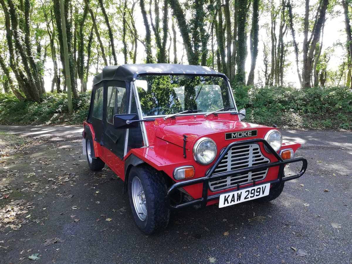 1980 Mini Moke SOLD (picture 1 of 6)