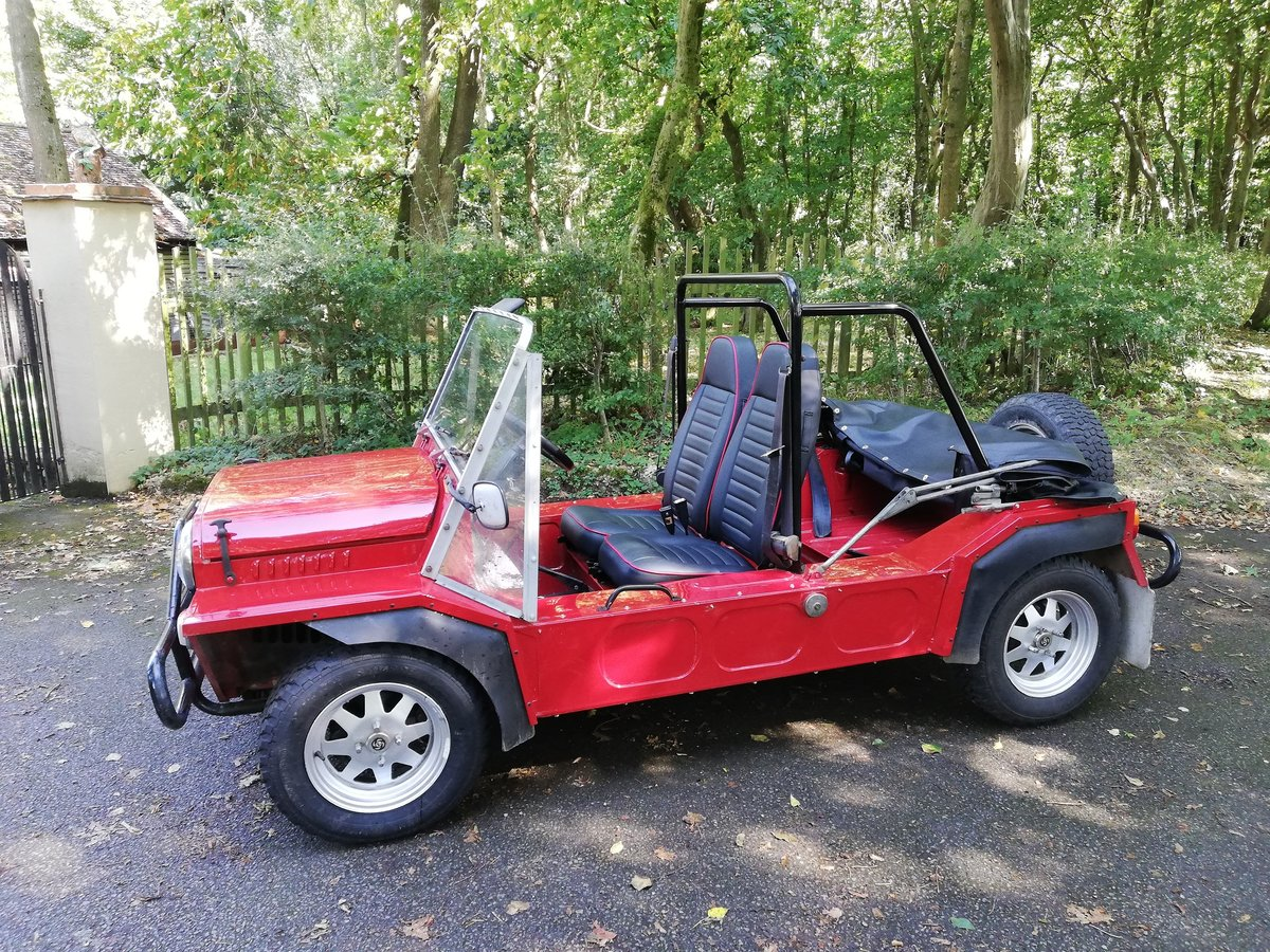 1980 Mini Moke SOLD (picture 4 of 6)