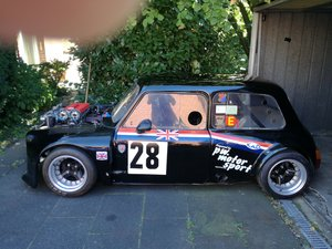 1992 Mini 1295 cc                                                 For Sale