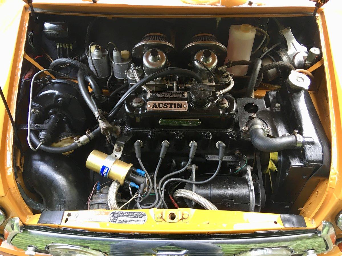 Genuine and rare 1971 Mini Cooper S mk3 for sale SOLD (picture 6 of 6)