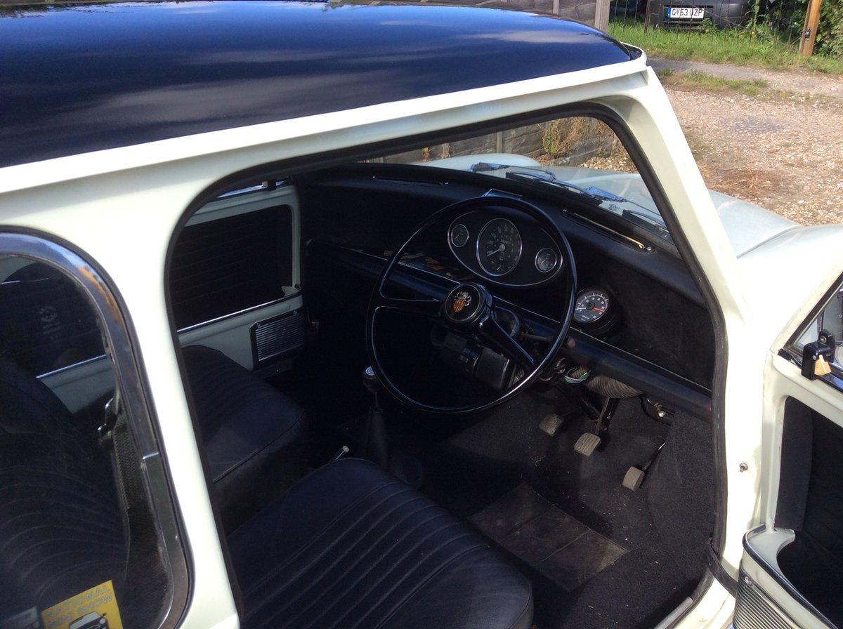 1969 Austin Mini Cooper mk2 For Sale (picture 2 of 6)