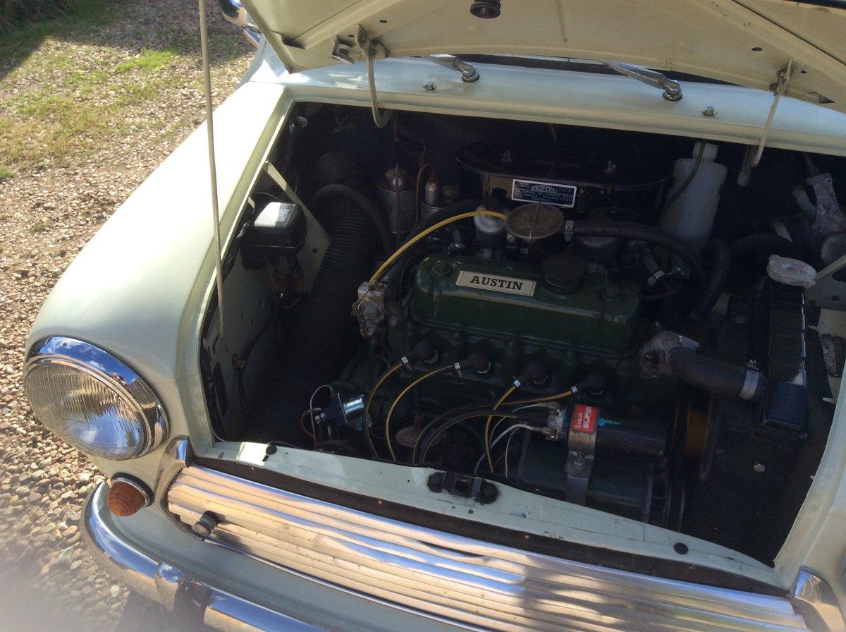1969 Austin Mini Cooper mk2 For Sale (picture 5 of 6)