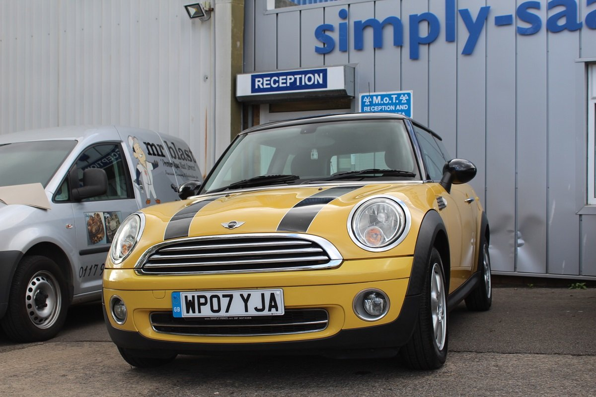 2007 FABULOUS MINI SOLD (picture 3 of 6)