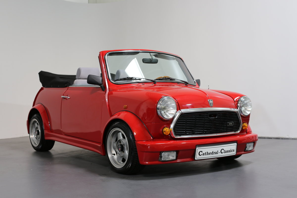 1991 A cute, low mileage Lamm Mini Cabrio – Last owner 26 years SOLD (picture 5 of 6)