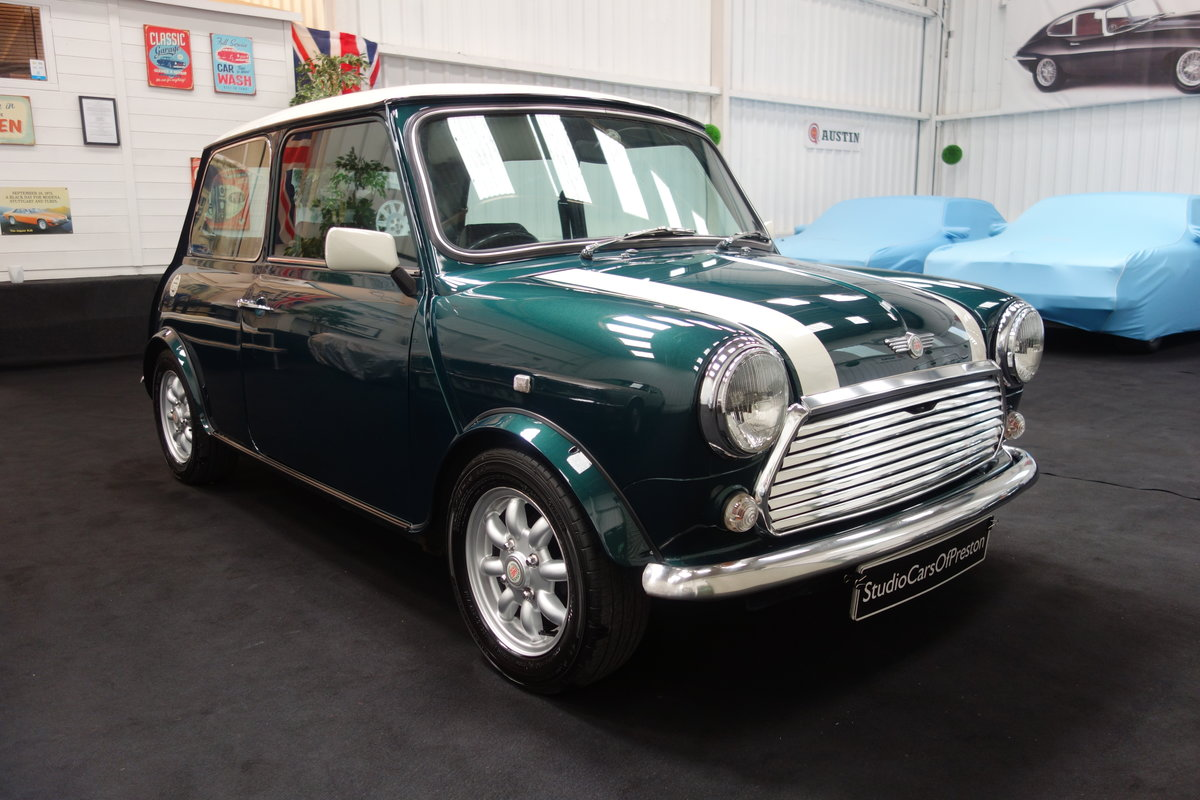 1992 Rover Mini Cooper 1.3i DEPOSIT TAKEN For Sale (picture 1 of 6)