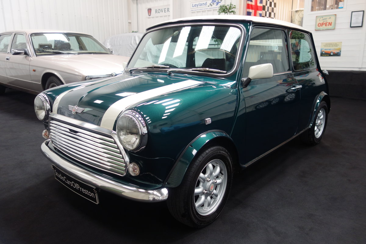 1992 Rover Mini Cooper 1.3i DEPOSIT TAKEN For Sale (picture 2 of 6)