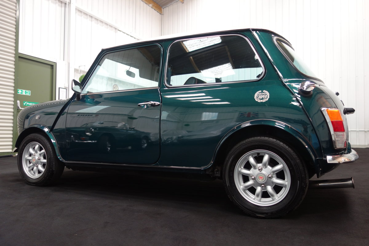 1992 Rover Mini Cooper 1.3i DEPOSIT TAKEN For Sale (picture 3 of 6)